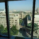 View from junior suite in East building