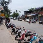 Aonang street