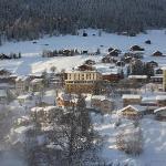 Hotel in the village