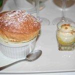 Soufflet Grand Marnier et glace