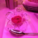 intermezzo- raspberry sorbet