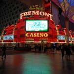 Fremont Casino, downtown Las Vegas