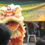 Kung Foo Corne at Kowloon Park