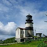 Cape Arago Lighthouse
