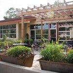 Heirloom patio