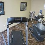 Fitness Area (front view)