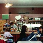 inside Cafe Creme