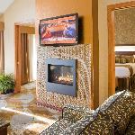 VIP Suite Living Room