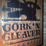 Foto de Cork 'n Cleaver Restaurant