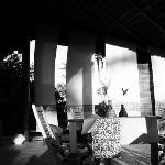 The lovely pavilion