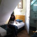 Tiny room on 6th floor