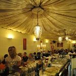 Restaurant Subliem interior