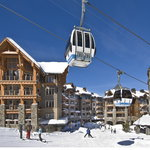 Big Horn Lodge is steps from the Northstar California gondola