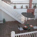 estado de la terraza