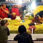 Olive Market in the Medina