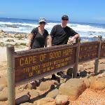 The South Western Tip of Africa, The Cape of Good Hope