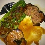 pork with rillette