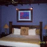 Our Bedroom at Bella Rita