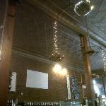 Amazing Restored Original Tin Ceiling