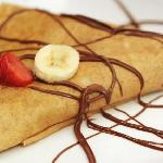 on february 2nd:crepe party! a tradicional crepe offer with the coffe