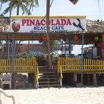 Pina Colada Beach Shack Colva