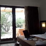 Park Hotel Cilento interno camere