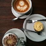 Best coffee in Granada!