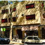 Hostel Confluencia. Mendoza