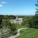 The ruins of Palenque