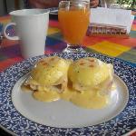 Mmm.. desayuno