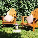 Stress-free Clarendon's garden