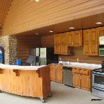Pool house facilities