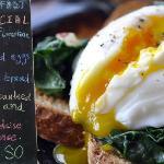 Weekly Special: Eggs Florentine!