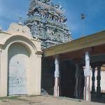 Adi Kumbeswarar Temple: Gopuram leading to the sanctum sanctorum.
