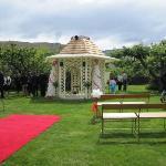 Pre - ceremony