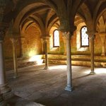 Fontfroide Abbey - the chapter-house