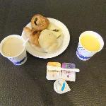 朝食 こんな感じ