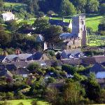 Abbotsbury is a compact little village