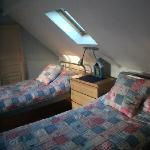 Twin & double bedrooms to chose from at les Limornieres