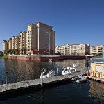 Westgate Vacation Villas boat dock
