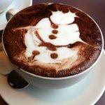 hot chocolate, yummy!