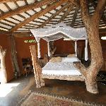 Tower Cottage bedroom