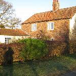 claxton hall cottage