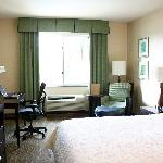 Our spacious King bedroom.