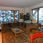 Living room Pinecone property @Arrowhead Village