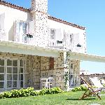 Hotel Building-Stone House