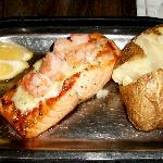 Signature dish - Salmon Chloe