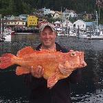 Catch of the Day-Rock Cod