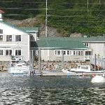 Edgewater Inn from Tongass Narrows