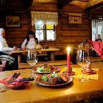Traditional slovak restaurant Koliba